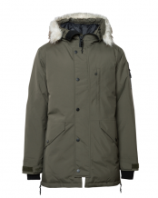 8848 - Imperial mns parka - turtle