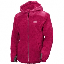 Brenda girls fleece teddy - fuchsia - Didriksons
