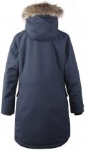 Didriksons - Malou ws parka - donkerblauw