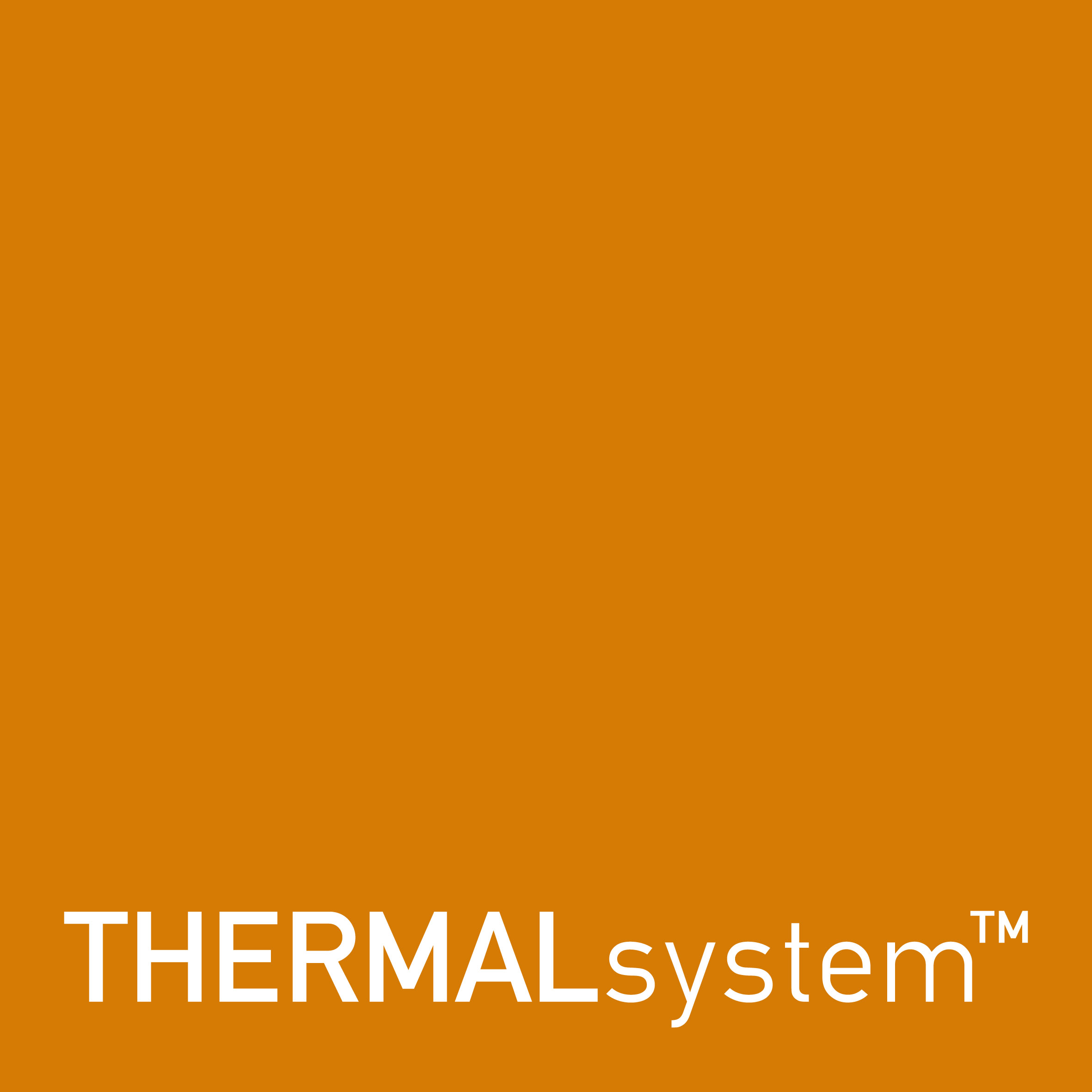 Thermal system (insulating)